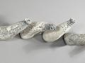 baratropism, Porcelain, 15 x 5 x 5 cm, 2003