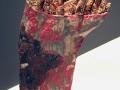 Petaliferous Nook, Stoneware, 35 x 16 x 10 cm, 2004